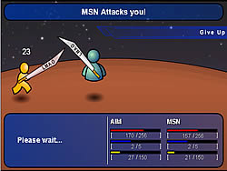 AIM vs MSN