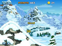 Avalanche Stunts Game