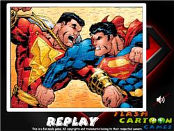 Superman Sort My Jigsaw