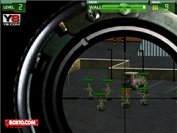 Battlefield Shooter Game