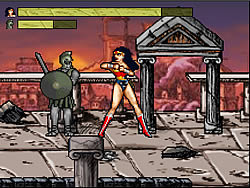 Wonder Woman: Curse of Underwater World