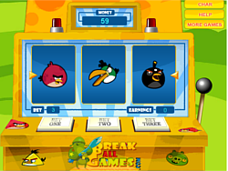 Angry Birds Slot Machine