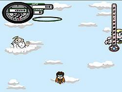 Douche Monkey Astronaut