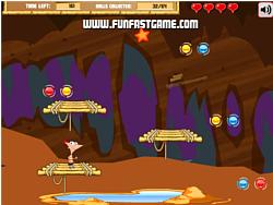 Phineas and Ferb: underworld adventure