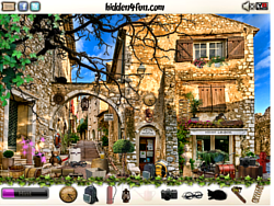 French Village Romance