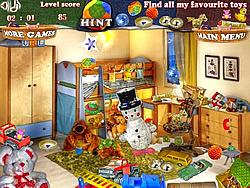 Happy Kitty Room