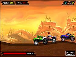 Monster Hill Ride