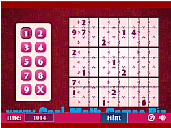 Greater Than Sudoku 1