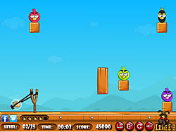 Angry Birds Hunt