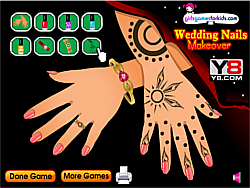 New Wedding Nails Makeover