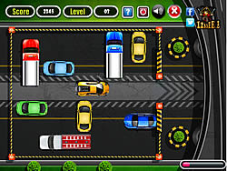 Solve the Traffic