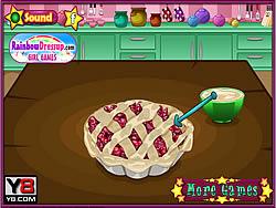 Fun Cooking Cherry Pie