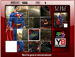 Superman Image Slide