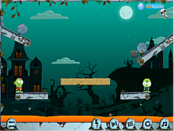 Send Zombie into the Furnace