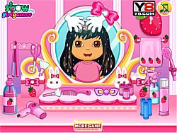 After Term Begins Dora Haircuts 1