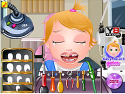 Baby Juliet Dentist