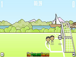1 on 1 Soccer Brazil