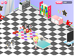 Frenzy Babysitter Game