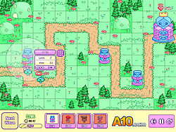 Pixi Tower Defense