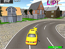 Taxi Parking 3d