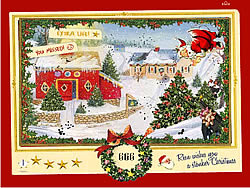 Christmas Card Shoot Em Up