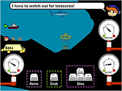 Treasure Seas Inc.