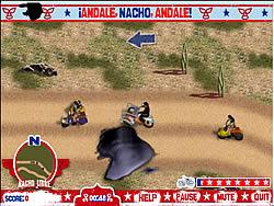 Nacho Libre: Andale, Nacho, Andale