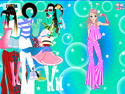 Disco Fever Dressup