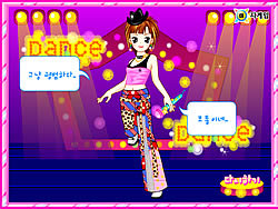 Dancer Dressup 2