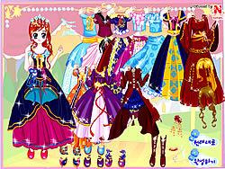 Princess in Costume