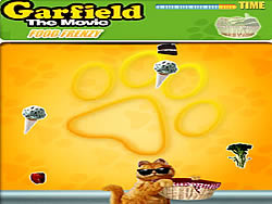 Garfield Food Frenzy