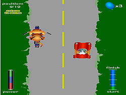 Stuart's Crazy Drive