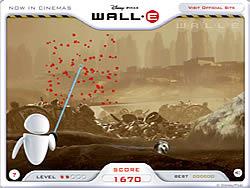 Wall-E Scrap Shoot