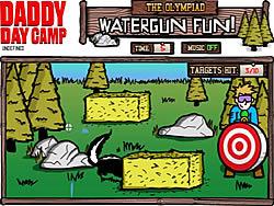 Daddy Day Camp Watergun Fun